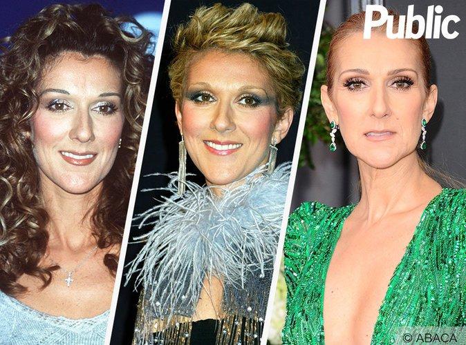 Happy Birthday Céline Dion : son évolution physique!