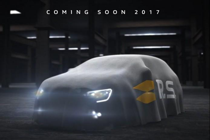2017 - [Renault] Megane IV R.S. - Page 6 C8KUlDZV0AAuWad