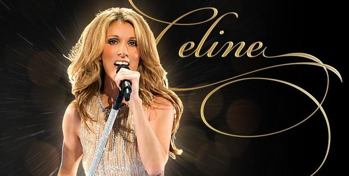Happy Birthday to Celine Dion The Voice of an Angel.