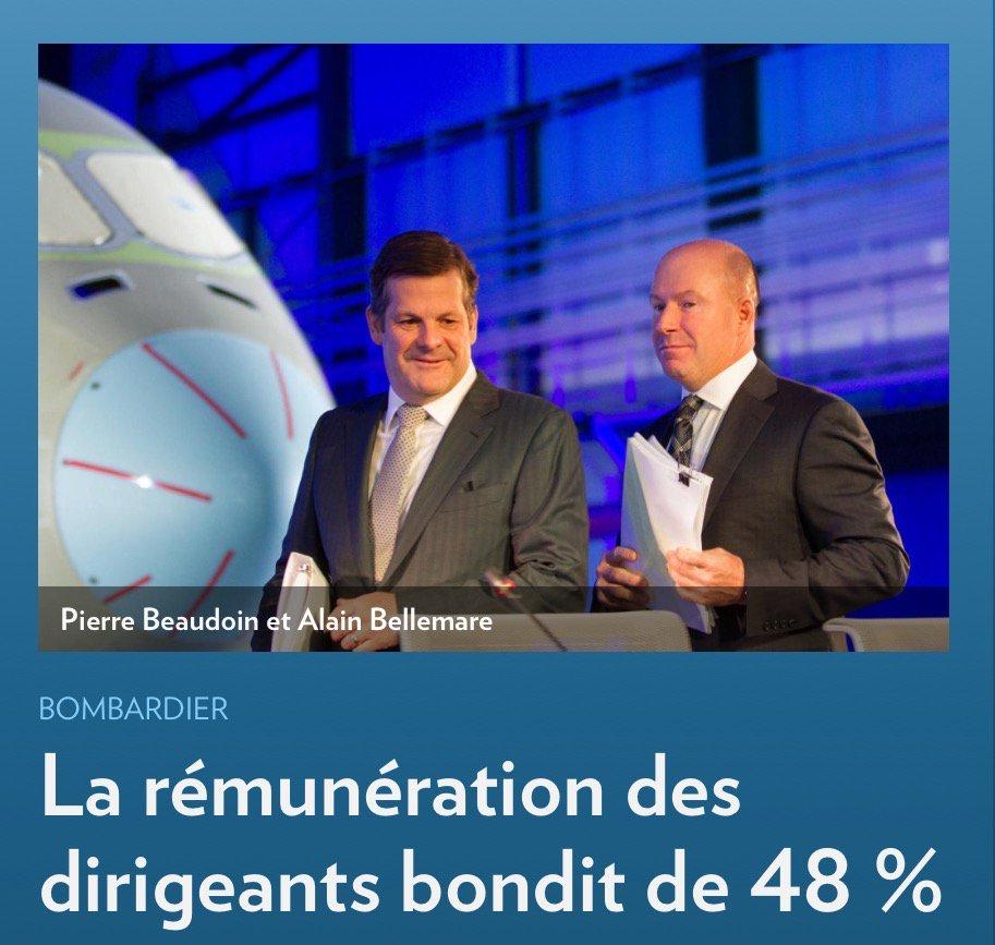 Appauvrir la population pour enrichir les nantis à coups de milliards, crisse que ça m&#39;écoeure. #PLQ #Bombardier <br>http://pic.twitter.com/ljSvjnxefY