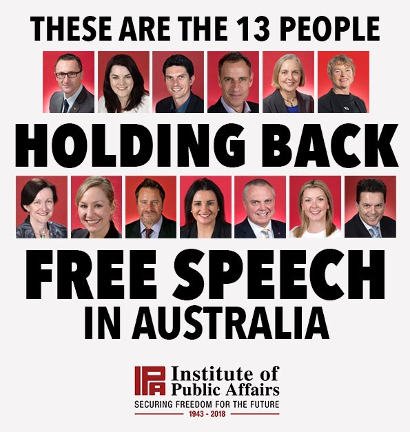 These are the crossbenchers who voted against #18C reform. https://t.co/wcRfI9VmVp