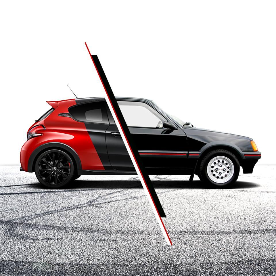 Lo spirito Peugeot #GTI è come quello di un tempo!pic.twitter.com/kvTZXZs2tj