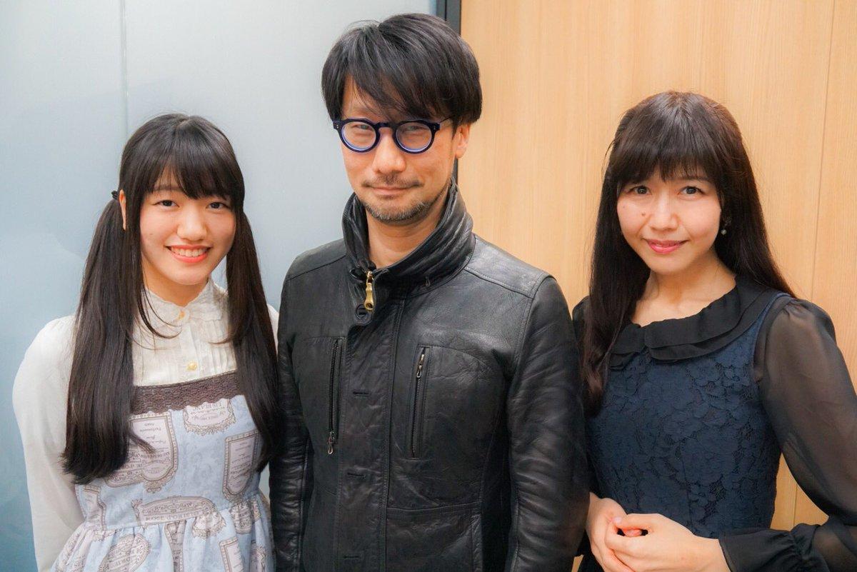 """小島秀夫 on Twitter: """"井上喜久..."""