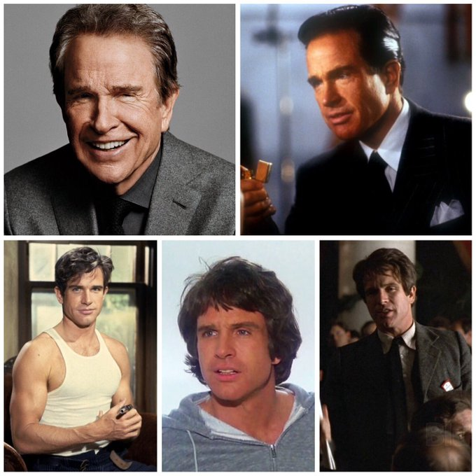 Happy 80th birthday to Warren Beatty (b.1937). Four performances: