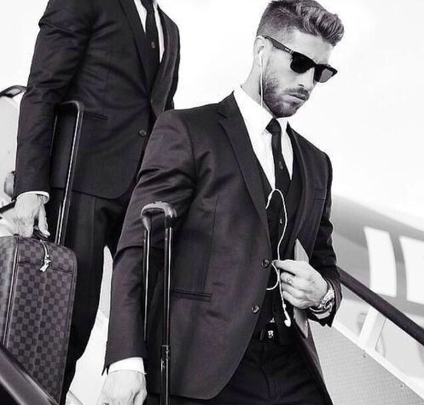 Happy 31st birthday Sergio Ramos.  The coolest man in football?