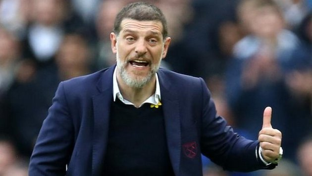 Slaven Bilic has shrugged off speculation about his future as West Ham...