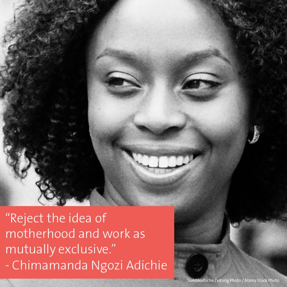 #ThursdayThoughts from feminist writer, Chimamanda Ngozi Adichie. http...