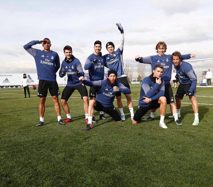 Happy birthday to Sergio Ramos i wish him long life and prosperity
