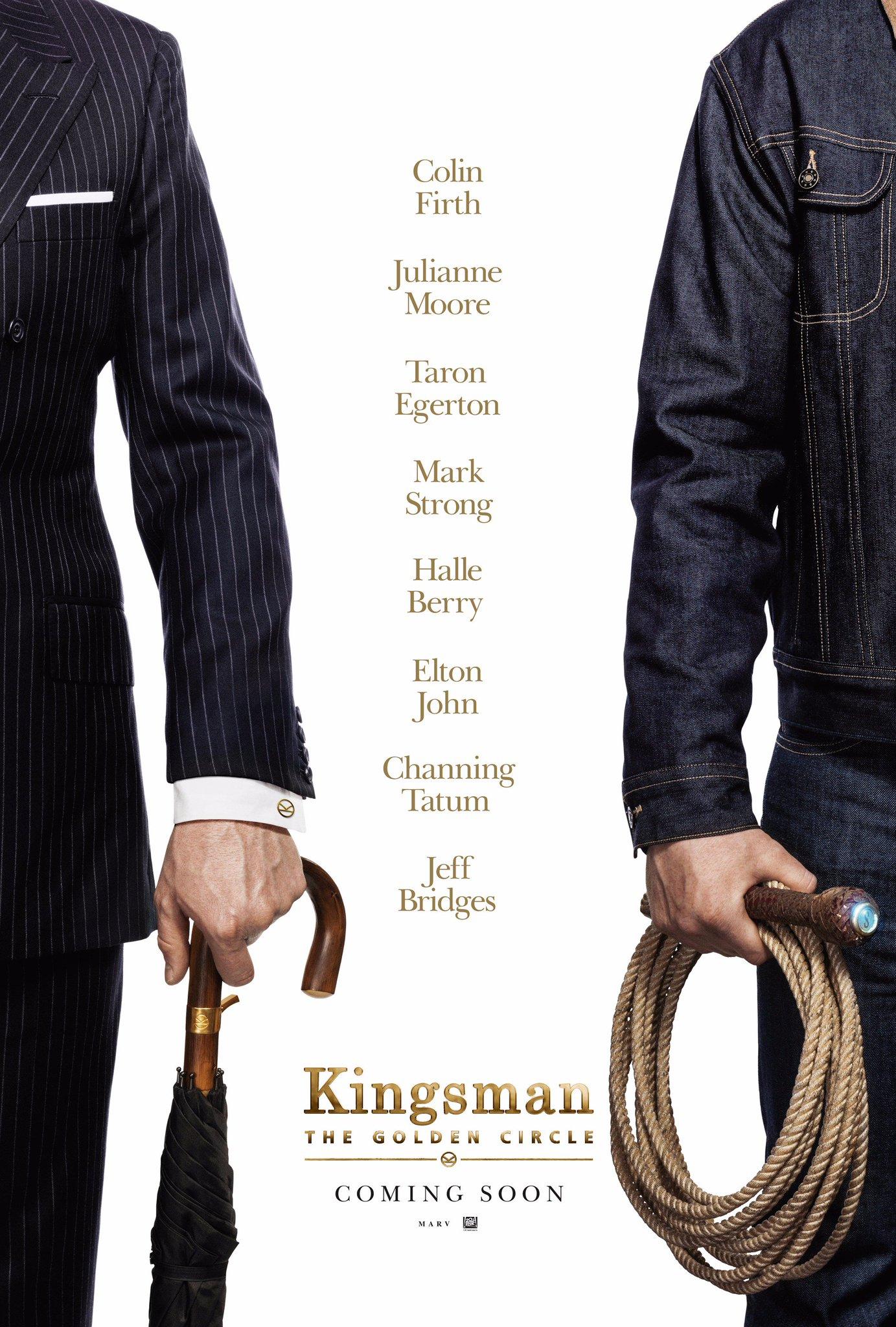 [En cartelera] Kingsman: The Golden Circle C8KuTzCUwAAMzes