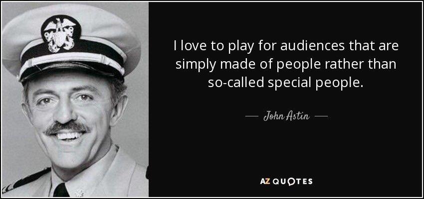 Happy birthday to John Astin!