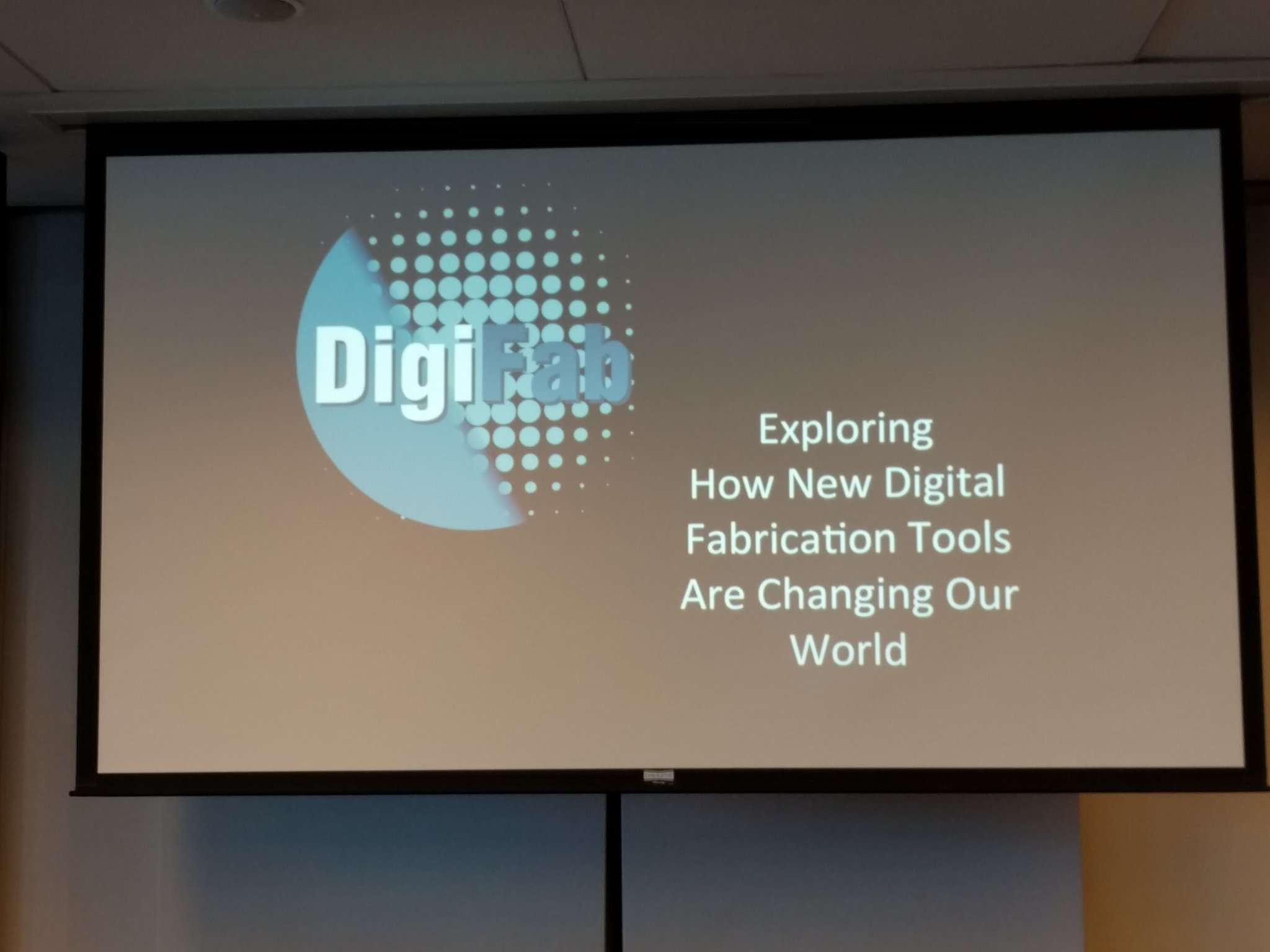 At #digifabcon in Cambridge the next two Days https://t.co/C1GU6iSZio