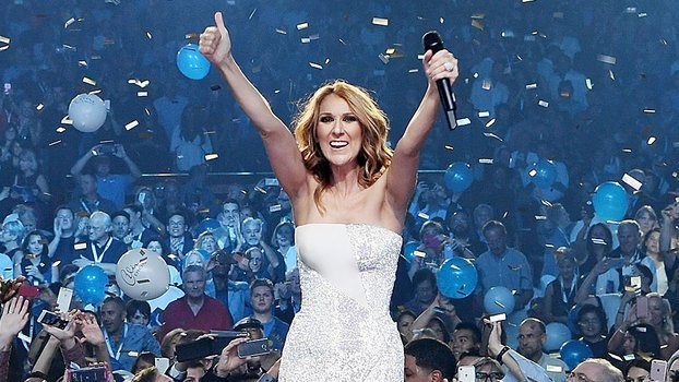 Happy Birthday Celine Dion See 15 of Her Show-Stopping Concert Looks