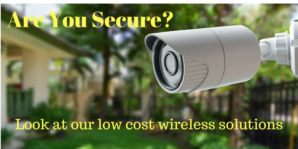 Is Your Home Really Secure? Look at our low cost wireless solutions  #homesecurity   http:// bit.ly/Securemyhome  &nbsp;  <br>http://pic.twitter.com/bxllhSuz5j