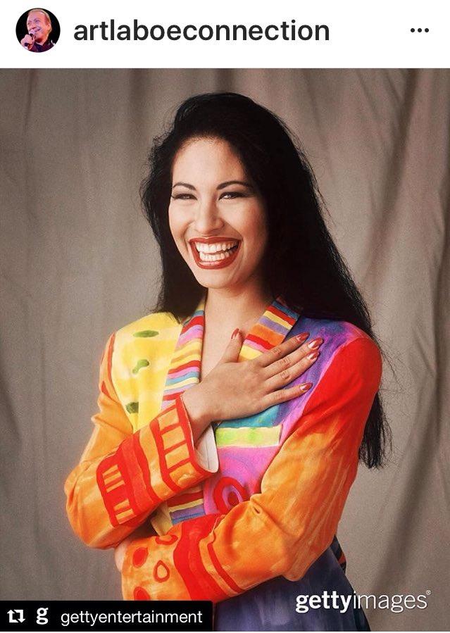 Remembering @SelenaLaLeyenda  4/16/71–3/31/95 #Repost @gettyentertainment w/ @repostapp | 6/1/94 |
