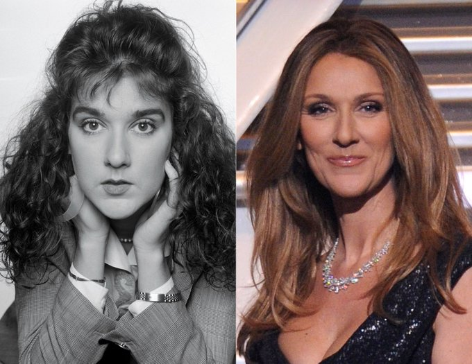 Happy 49th birthday Céline Dion! Take a look at pictures of stars before they were famous