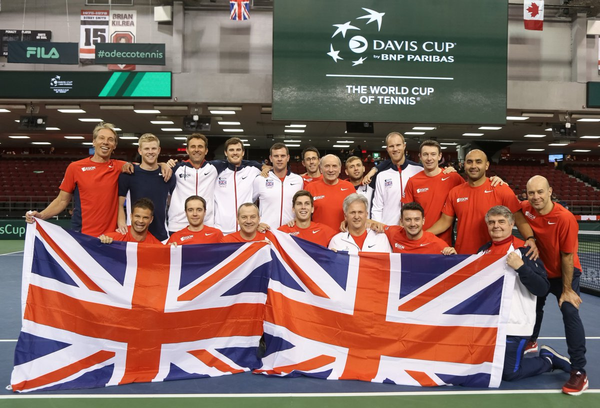 Tweet a message of support for the Aegon GB  Team and it could feature in our locker room in Rouen!  🇬🇧👊💪🇬🇧#BackTheBrits