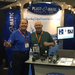 Greg and Tom go Big at WQA Show in Orlando #waterquality #wqa #wqaconvexpo #pvcpipe #NSF
