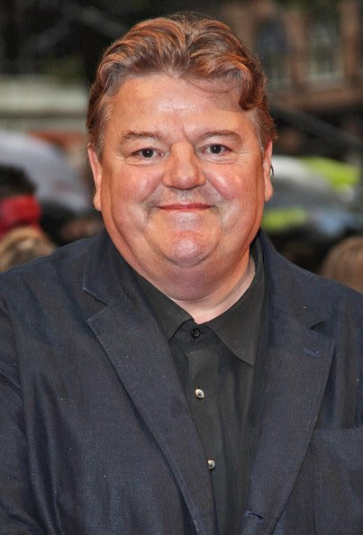 Happy Birthday to Robbie Coltrane, who plays Rubeus Hagrid in the films!