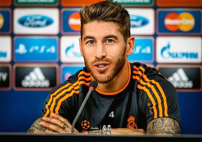 Happy birthday Sergio Ramos..I admit that u r one of the best defenders i have seen in the football