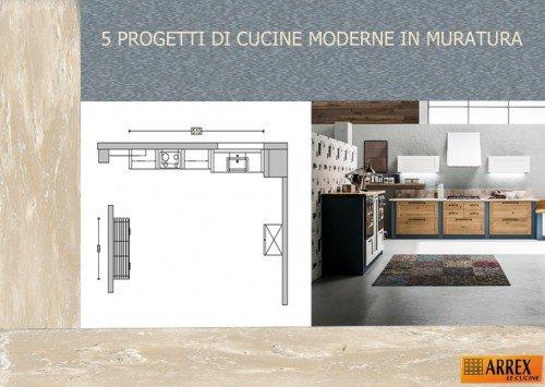 Arrex le cucine on twitter 5 progetti di cucine moderne for Progetti d arredo