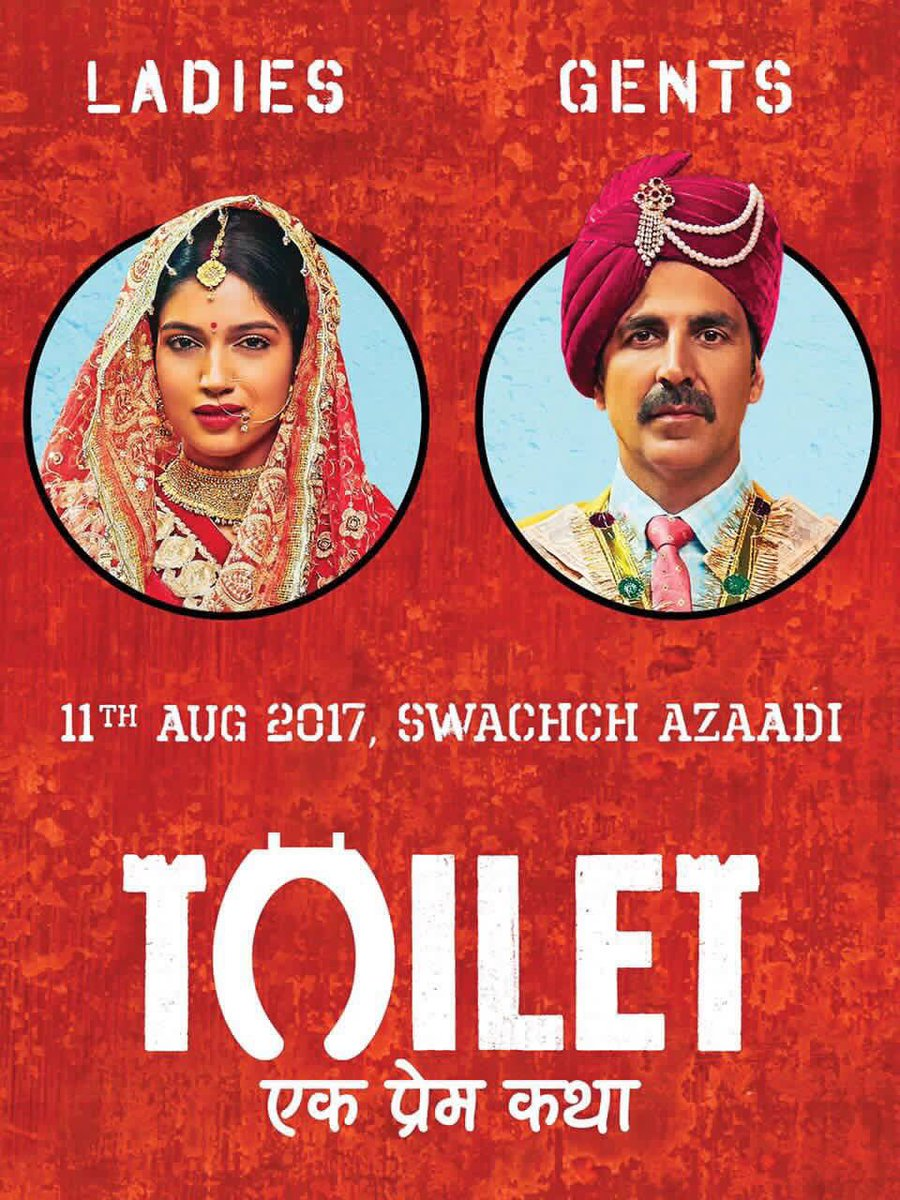 5 Reasons Why Akshay Kumar's 'Toilet: Ek Prem Katha' Might Be The Bollywood Gamechanger Of 2017!