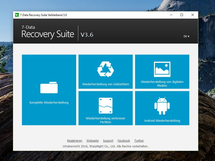 7-data recovery suite 2.3 key