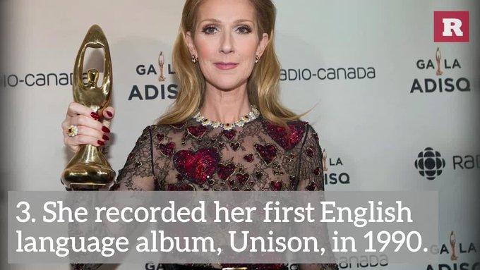Happy Birthday Céline Dion Read more