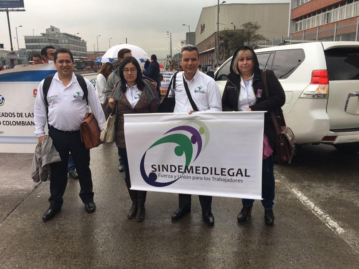 Sindemedilegal apoya al Paro Nacional Estatal del 16 de mayo