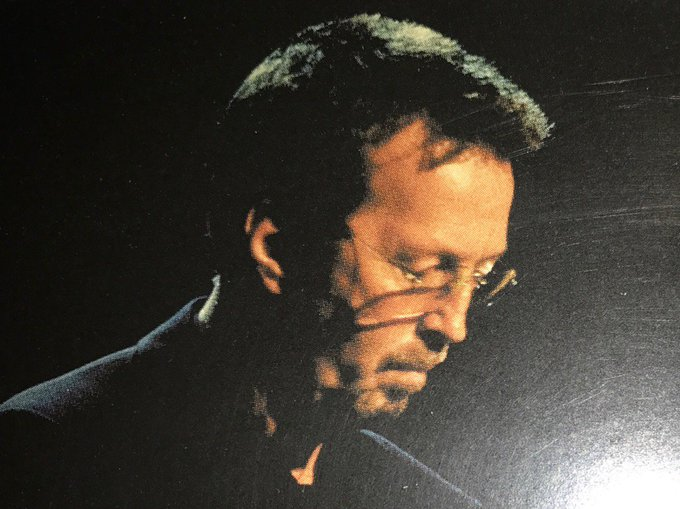 Today, I Wish My Absolute Favorite, Eric Clapton A Very Happy 72nd. Birthday! I Pray For His Health!