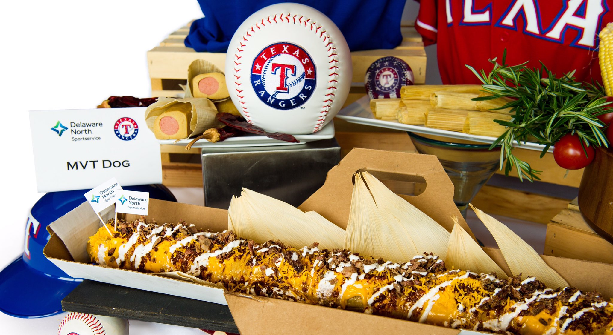 Thumbnail for New, wild and wacky ballpark food for 2017