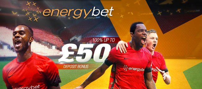 EnergyBet Betting Bonus