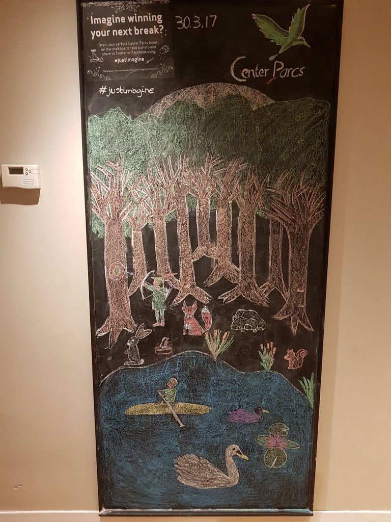 #justimagine #centerparcs #Sherwoodforest https://t.co/lRuRWaFrmq