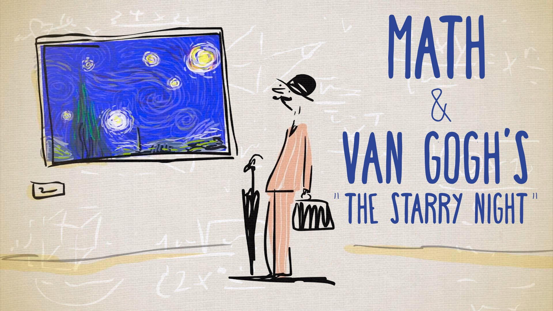 Math and VanGogh