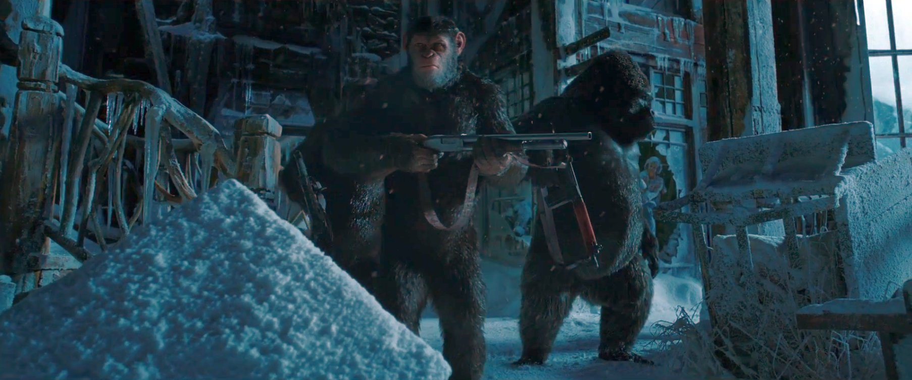 War for the Planet of the Apes Photo