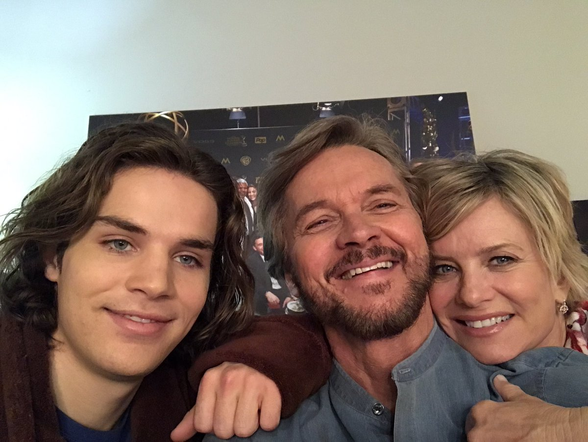 Stephen Nichols On Twitter More Johnson Family Love Jlastovicdays Marybeth Evans1 Days Nbcdays