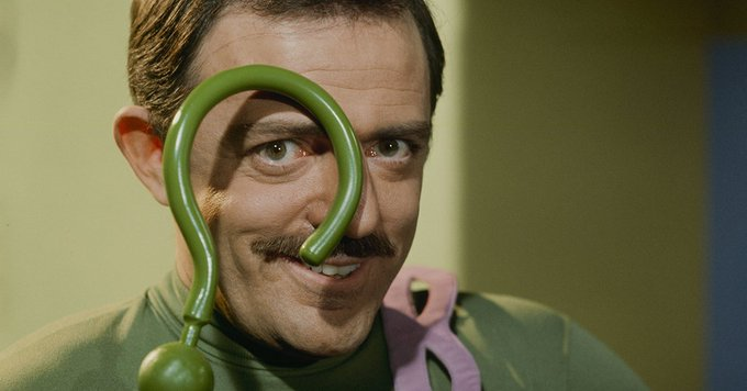 Happy Birthday, John Astin! Here are a few things you might not know about the TV legend.