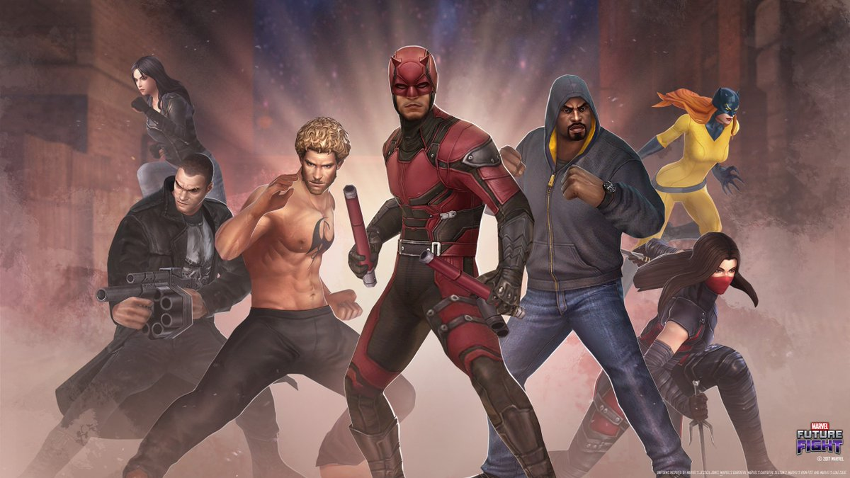Marvel Future Fight On Twitter The Defenders Are Here To Protect
