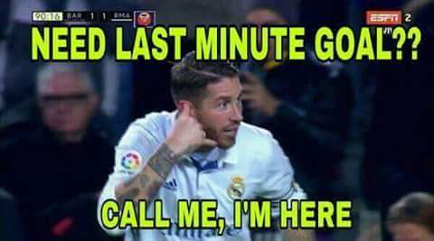 Happy birthday to the best captain in the world, Sergio Ramos.