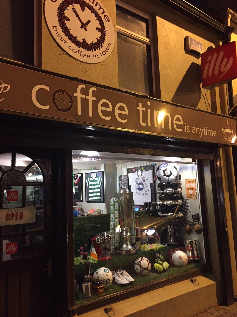 Coffee Time, Dundalk