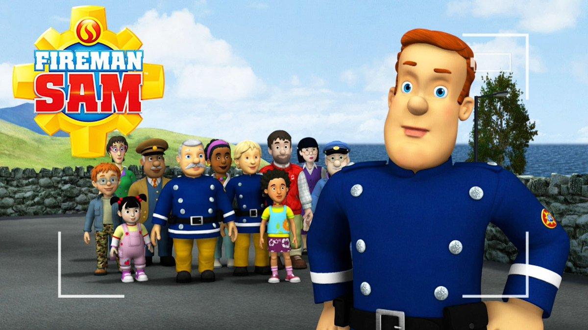Thetoydb on twitter see thetoydb news with firemansam - Same le pompier francais ...