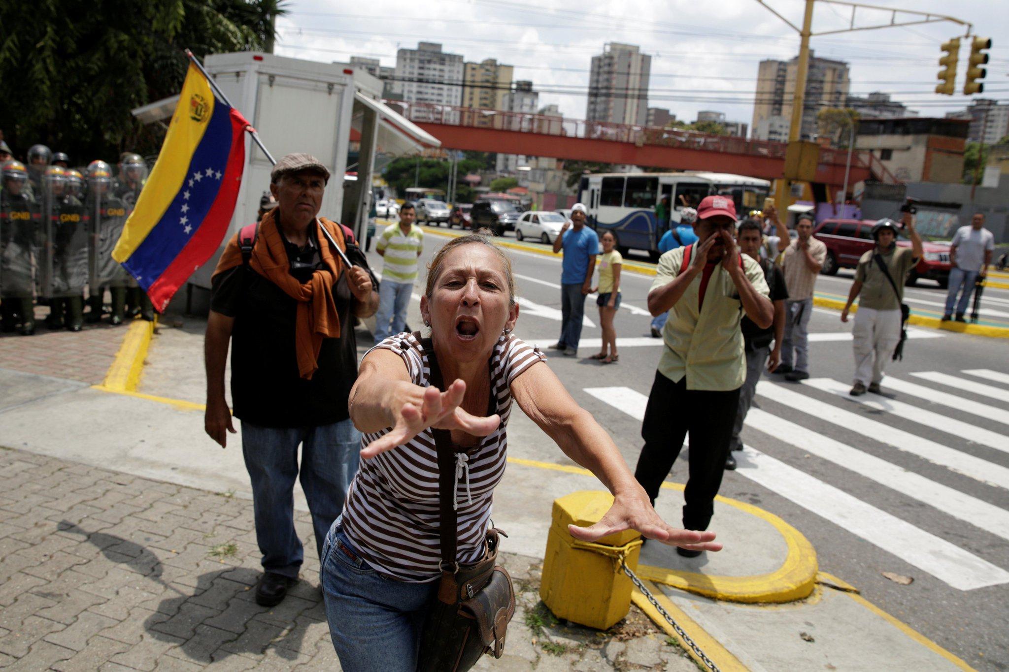 México y Colombia se declaran preocupados por recrudecimiento de crisis en Venezuela https://t.co/c6363E2507 https://t.co/ApnuOqjNlL
