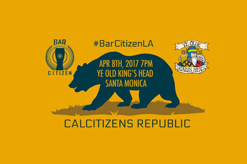 April #BarCitizenLA announced!  #StarCitizen #BarCitizen https://t.co/U6jZIczBA5 @discolando @CaptainZyloh https://t.co/ffo04NEqdK