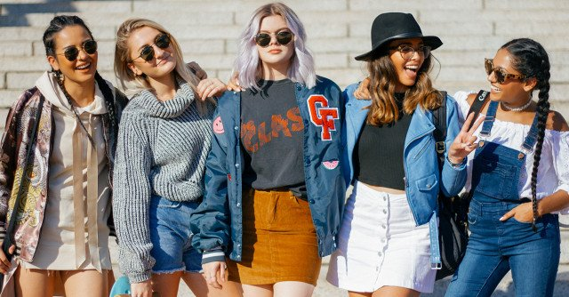 This Is the Perfect Job for Fashion-Obsessed College Students