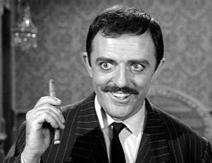 Happy 87th birthday to John Astin