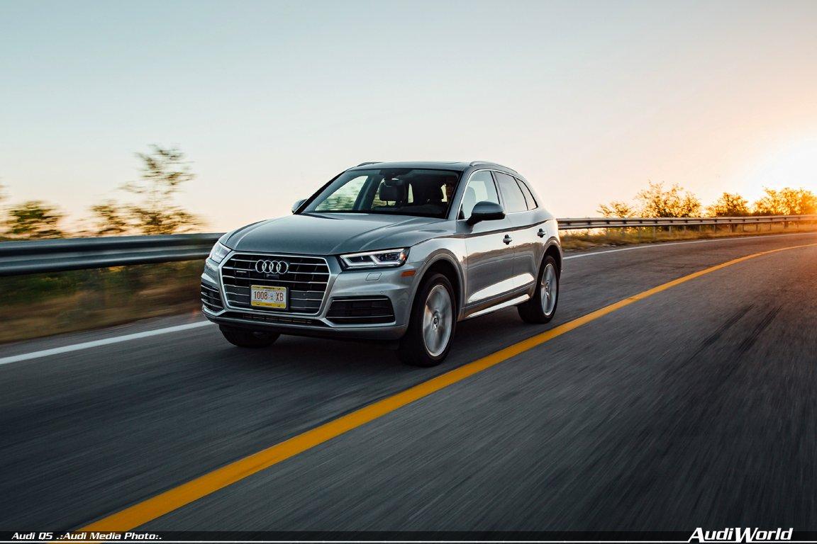 RusnakWestlake Audi On Twitter Audi Q Offers Highest EPA - Rusnak westlake audi