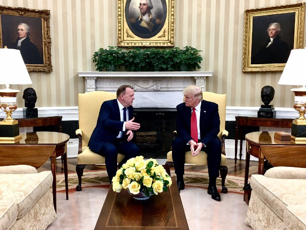 Thank you for a constructive meeting about strengthening the ties between our two countries @POTUS #WhiteHouse https://t.co/okBfYIpzgX