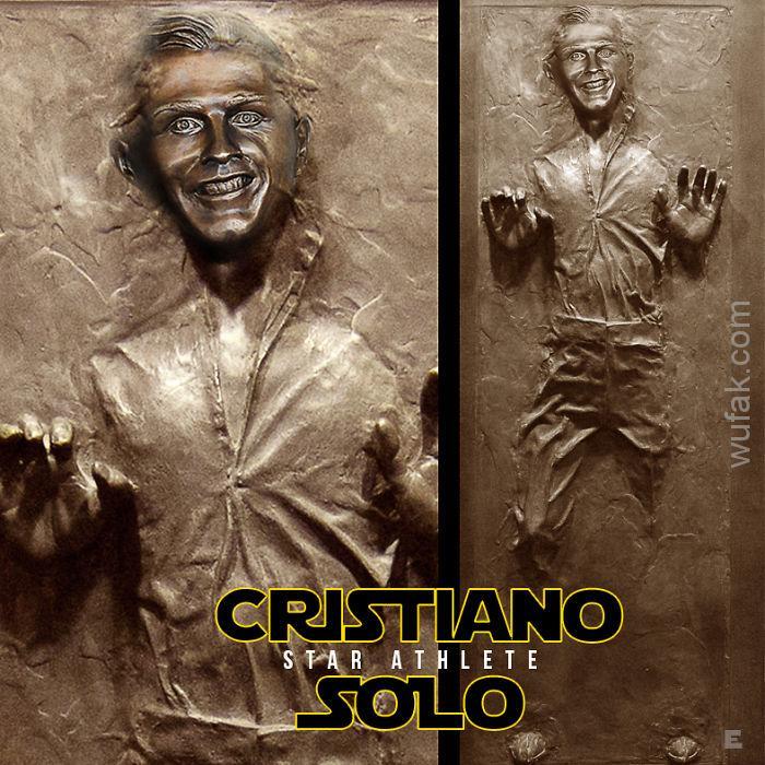 Thumbnail for #RonaldoBust