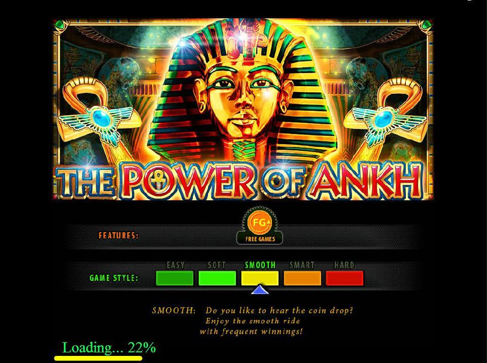 The Power of Ankh Slot Machine - Play it Now for Free