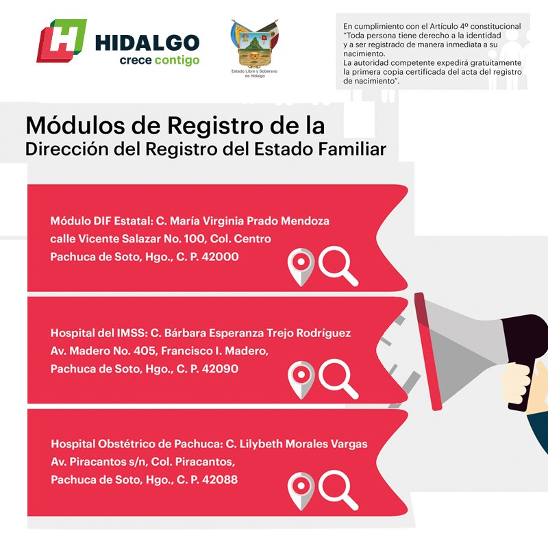 Gobierno de Hidalgo on Twitter: \