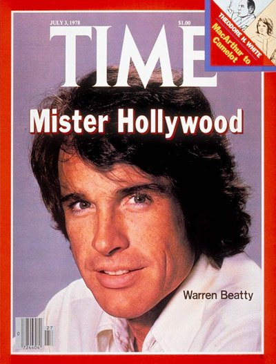 Happy 80th Birthday to Warren Beatty.